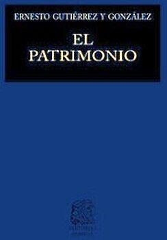 PATRIMONIO, EL 11ED.                 (TELA)