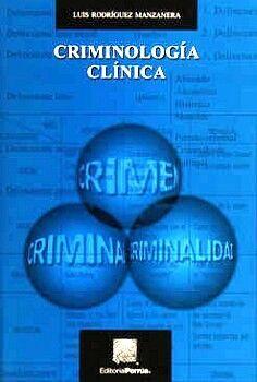 CRIMINOLOGIA CLINICA 10ED.