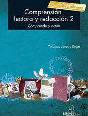 COMPRENSION LECTORA Y REDACCION 2 BACH. 1R/2R/3R