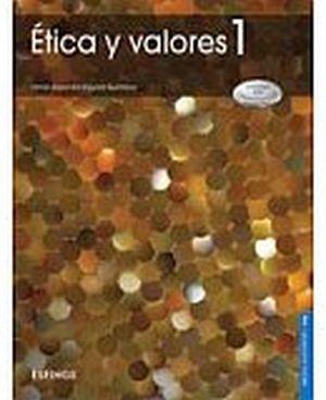 ETICA Y VALORES 1 -DGB/COMPETENCIAS-    1R