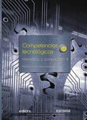 INFORMATICA Y COMPUTACION III BACH. -COMPETECNIAS TECNOLOGICAS-