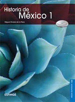 HISTORIA DE MEXICO 1 (MEDIA SUP/DGB) -APRENDER HACER/ENF.CO