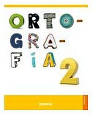 ORTOGRAFIA ESFINGE 2DO. PRIM. 2ED. C/ACT.EN LINEA