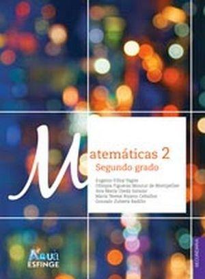MATEMATICAS 2DO. SEC. -S.AQUA-