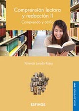 COMPRENSION LECTORA Y REDACCION II BACH.