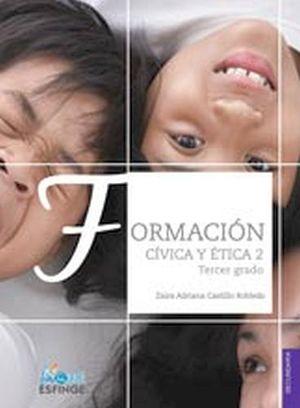 FORMACION CIVICA Y ETICA 2 P/3RO. -S.AQUA-