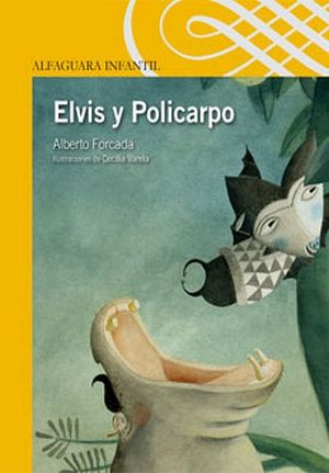 ELVIS Y POLICARPO             (S.AMARILLA)
