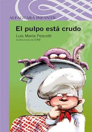 PULPO ESTA CRUDO, EL          (S.MORADA) (ES)