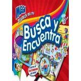 BUSCA Y ENCUENTRA -MEGA DIVERSION PARA TODOS- (C/CALCOMANIAS)