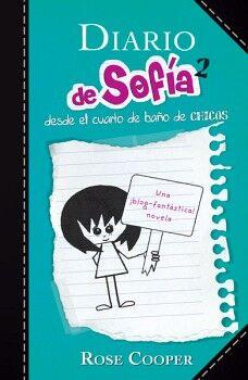 DIARIO DE SOFIA 2 -DESDE EL CUARTO DE BAÑO DE CHICOS-       (J)