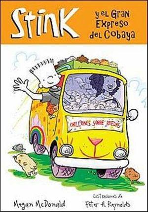 STINK Y EL GRAN EXPRESO COBAYA 2ED.