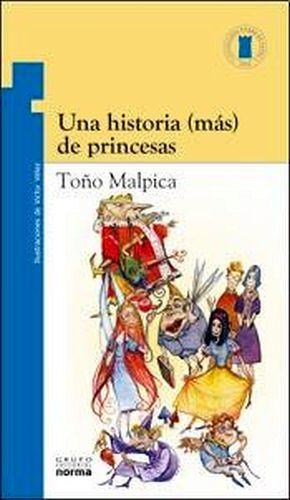UNA HISTORIA MAS DE PRINCESAS