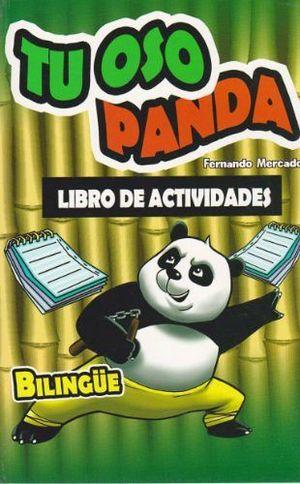 TU OSO PANDA -LIBRO DE ACTIVIDADES BILINGUE/LB-  (HIDRO)