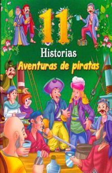 AVENTURAS DE PIRATAS                 (COLECCION 11 HISTORIAS)