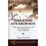 NARRACIONES EXTRAORDINARIAS (GRANDES LETRAS UNIVERSALES)