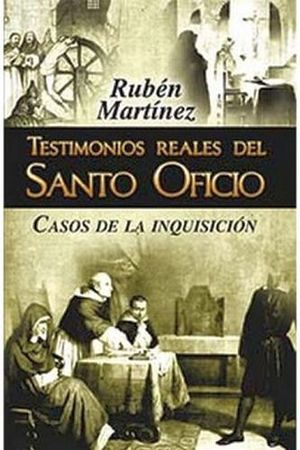 TESTIMONIOS REALES DEL SANTO OFICIO -CASOS/LB-  (HIDRO)