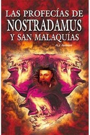 PROFECIAS DE NOSTRADAMUS Y SAN MALAQUIAS,LAS -LB/CS OCULT-(HIDRO)