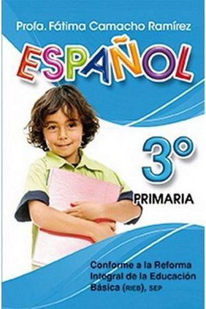 ESPAÑOL 3RO PRIM. -RIEB/L.B.-  (HIDRO)
