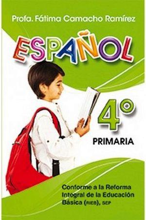 ESPAÑOL 4TO PRIM. -RIEB/L.B.-  (HIDRO)