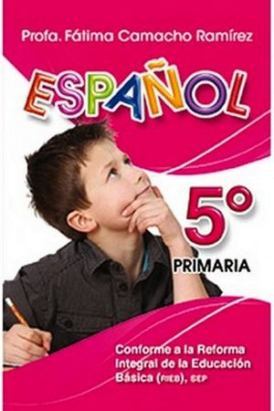 ESPAÑOL 5TO PRIM. -RIEB/L.B.-  (HIDRO)