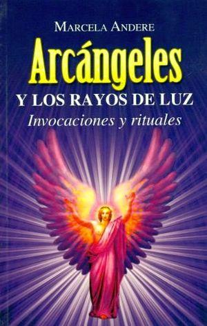 ARCANGELES Y LOS RAYOS DE LUZ -MORADO- (L
