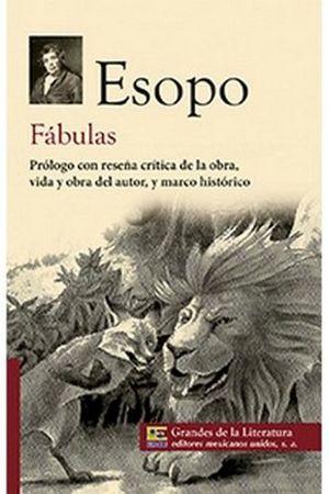 FABULAS (1/2 CARTA/GDES. DE LA LIT.) NVA PRESENTACION