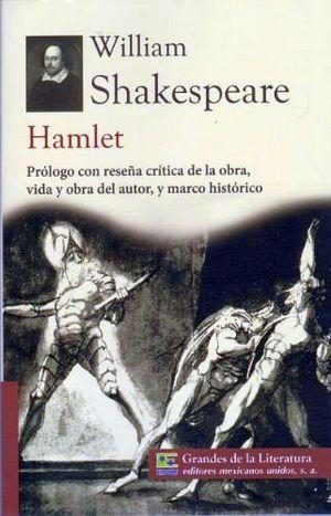 HAMLET (1/2 CARTA/GDES. DE LA LIT.) -NVA. PRESENTACION-