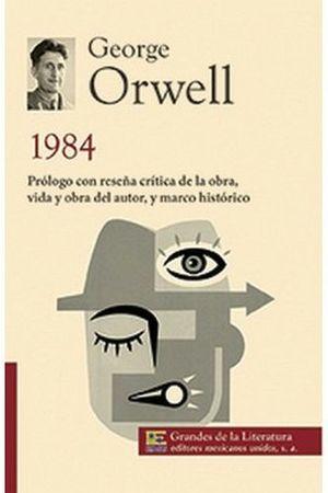 1984  (1/2 CARTA/GDES. DE LA LIT.) -NVA. PRESENTACION-