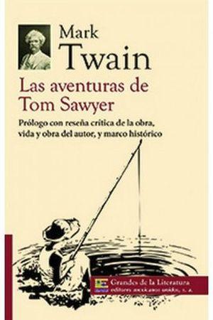 AVENTURAS DE TOM SAWYER, LAS (1/2 CARTA/GDES. DE LA LIT.) N