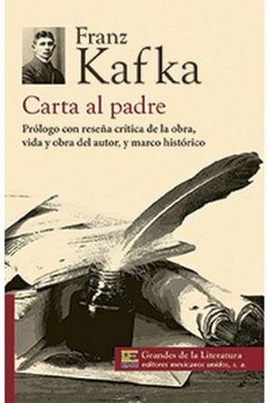 CARTA AL PADRE (1/2 CARTA/GDES. DE LA LIT.) -NVA. PRESENTACION-