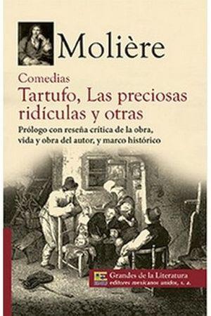 COMEDIAS (1/2 CARTA/GDES. DE LA LIT.) NVA PRESENTACION