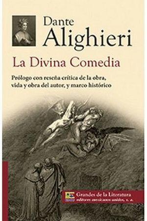 DIVINA COMEDIA, LA (1/2 CARTA/GDES. DE LA LIT.) -NVA. PRES.-