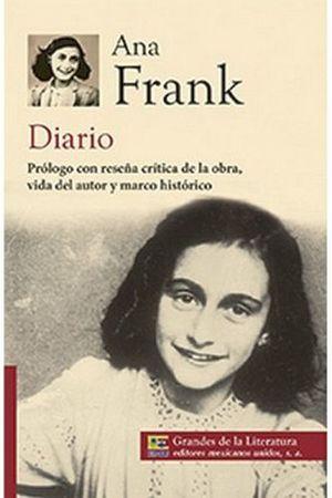 DIARIO DE ANA FRANK (1/2 CARTA/GDES DE LA LIT.)