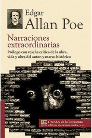 NARRACIONES EXTRAORDINARIAS (1/2 CARTA/GDES. DE LA LIT.) -NVA PRE