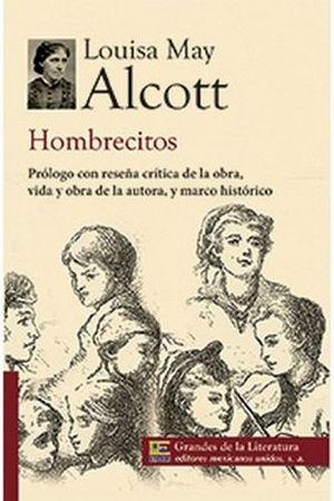 HOMBRECITOS (1/2 CARTA/GRANDES DE LA LITERATURA) NVA.PRESENTACION