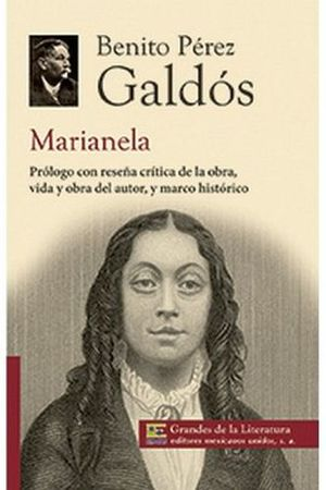 MARIANELA  (1/2 CARTA/GDES. DE LA LIT.) -NVA. PRESENTACION-