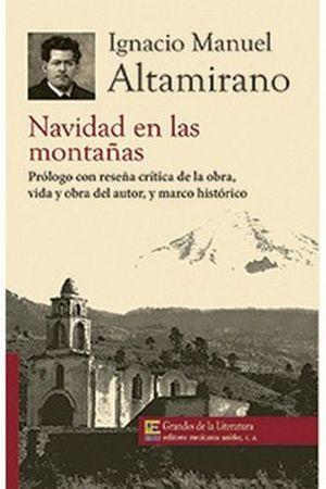 NAVIDAD EN LAS MONTAÑAS (1/2 CARTA/GDES. DE LA LIT.) NVA. PRESENT