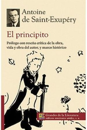 PRINCIPITO, EL (1/2 CARTA/GDES. DE LA LIT.) -NVA. PRESENTACION-