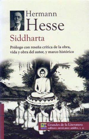 SIDDAHARTA (1/2 CARTA/GDES. DE LA LIT.) NVA. PRESENTACION
