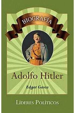 ADOLFO HITLER -LB/NVA. ED-  (HIDRO)