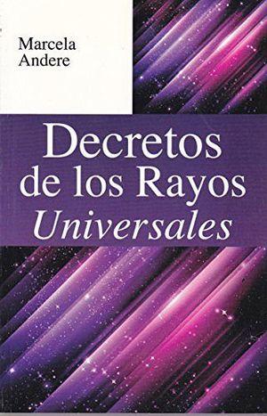 DECRETOS DE LOS RAYOS UNIVERSALES -LB/NVA.ED-  (HIDRO)