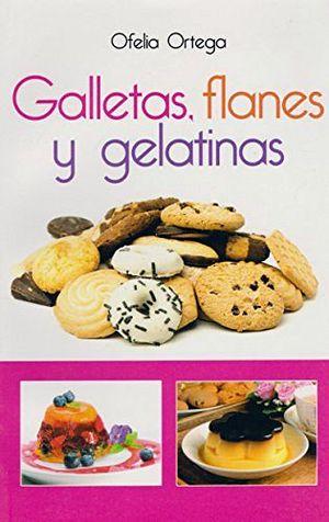 GALLETAS, FLANES Y GELATINAS -LB/NVA.ED-  (HIDRO)