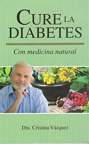 CURE LA DIABETES CON MEDICINA NATURAL -LB/NVA.PRESENT.- (HIDR0)