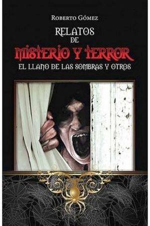 RELATOS DE MISTERIO Y TERROR -LB-  (HIDRO)