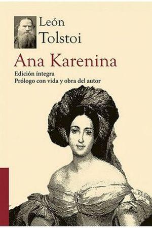 ANA KARENINA (1/2 CARTA/GDES. DE LA LIT.)