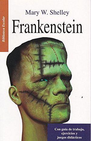 FRANKEINSTEIN -LB/BIB.ESCOLAR/NVA.PRESENT.  (HIDRO)
