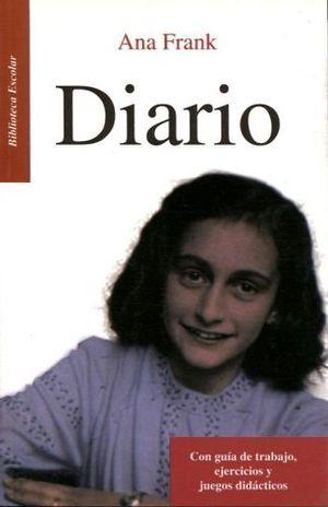 DIARIO DE ANA FRANK -LB/BIB.ESCOLAR/NVA.ED.- (HIDRO)