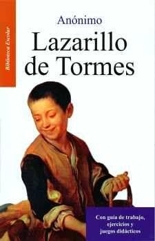 LAZARILLO DE TORMES -LB/BIB.ESCOLAR/NVA.ED-  (HIDRO)