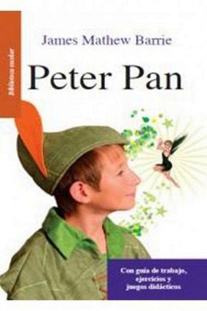 PETER PAN -LB/BIB.ESCOLAR/NVA.ED-  (HIDRO)
