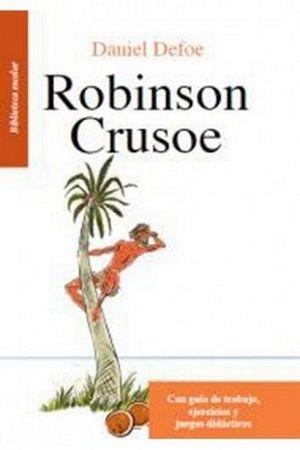ROBINSON CRUSOE -LB/BIB.ESCOLAR/NVA.ED-  (HIDRO)